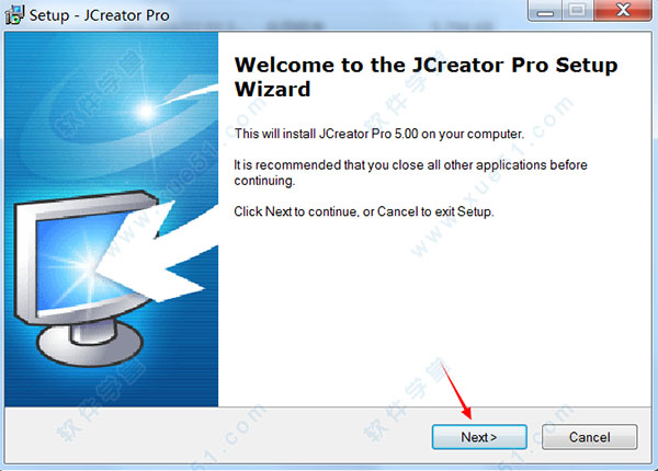 jcreator中文版下载|jcreator pro破解版(附安装教程+激活码)下载