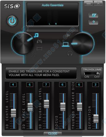 srs audio essentials 1.0.45.0 activation key