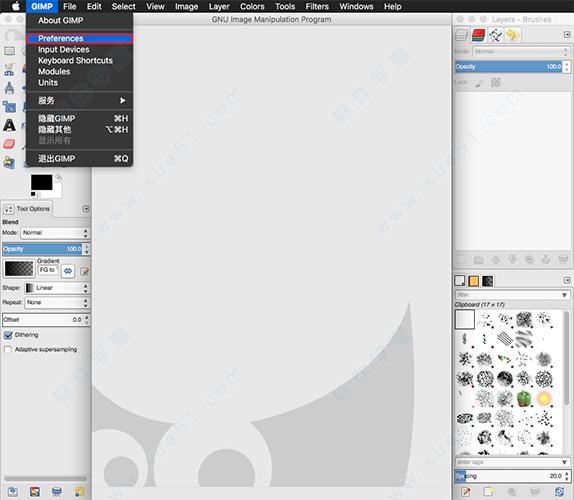 gimp mac 中文版|gimp for mac 中文版下载(附install安装教程) v2 8