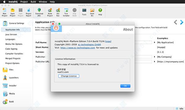 install4j 7 mac|install4j 7 for mac破解版下载(免注册码) v7 0 4
