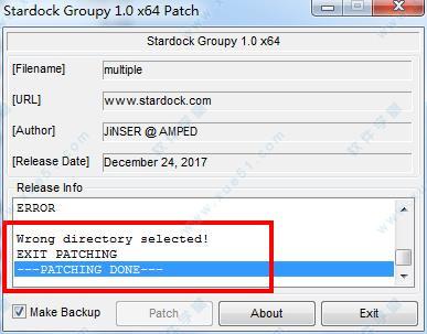 Stardock Groupy Stardock Groupy破解版下载v1 2 - 软件学堂